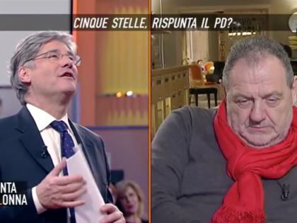 """Vissani, siluro su Renzi: """"Lui, peggio di Hitler"""""""