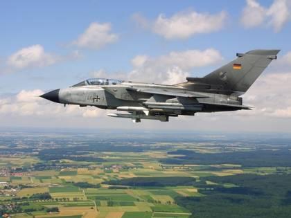 I Tornado tedeschi non potranno più svolgere missioni con la Nato