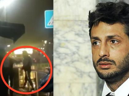 Fabrizio Corona, lite in discoteca: 'Ti prendo a costo di tornare in galera'