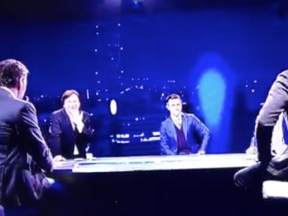 """Gaffe di Massimo Mauro in diretta: """"Var mi fa cag..."""""""