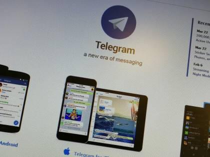 La Russia blocca l'app Telegram, che non cede dati agli 007