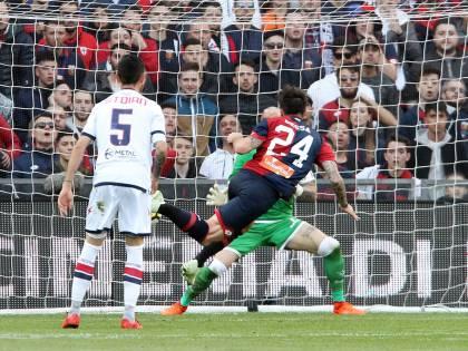 Serie A, il Genoa manda ko il Crotone. Pari tra Chievo e Torino