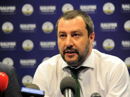 """Salvini: """"Lega da sola alle consultazioni"""""""