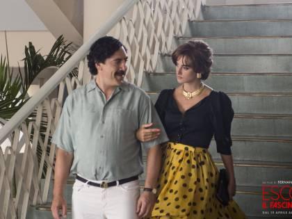 """La coppia Cruz-Bardem protagonista di """"Escobar-Il fascino del male"""""""