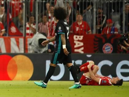 Bayern-Real: il caso del rigore negato ai bavaresi
