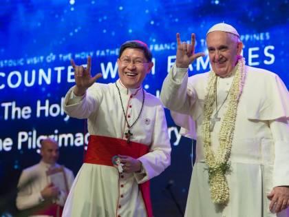 Adesso spunta il nuovo nome. Sarà Tagle il prossimo Papa?
