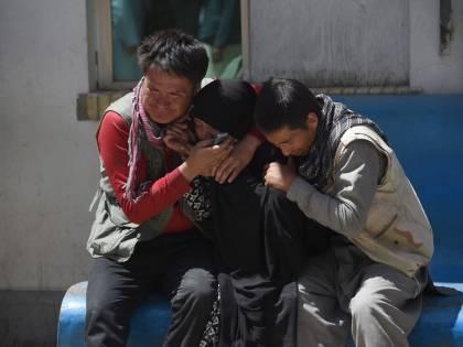 Afghanistan, giorni di sangue. 10 giornalisti tra decine di morti