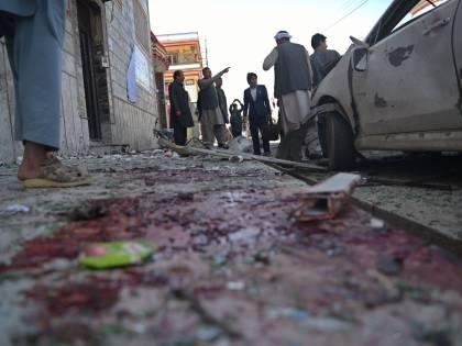 Le ultime foto di Shah Marai, ucciso dall'Isis a Kabul