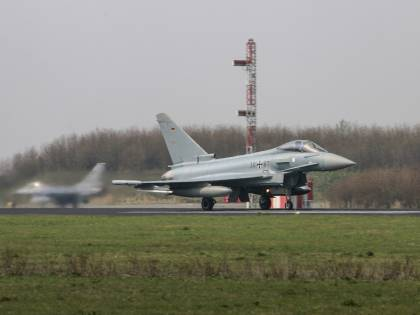 Germania, disastro Luftwaffe: missili per soli quattro caccia