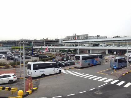 Linate si colora di bianco, inaugurata la nuova facciata e restyling dell'area arrivi