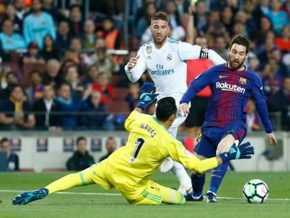 Barcellona-Real: tante emozioni, un'espulsione e l'addio di Iniesta