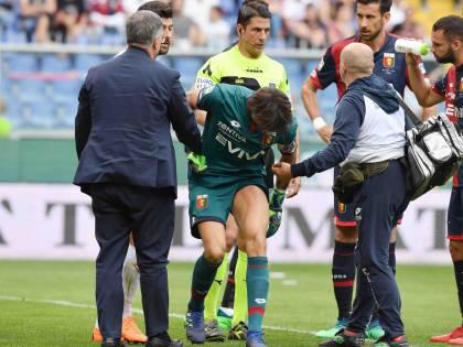 La Juventus vuole Perin: c'è il sì del giocatore, manca quello del Genoa