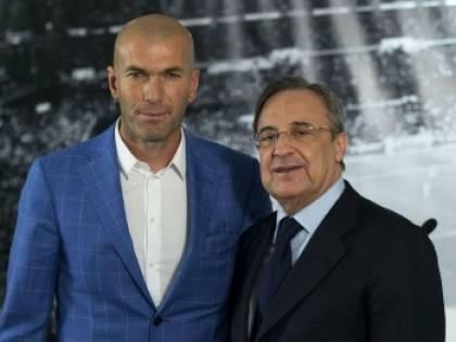 """Zidane choc: """"Lascio il Real Madrid ma non cercherò un'altra squadra"""""""