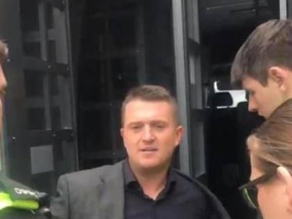 Regno Unito, arrestato Tommy Robinson: oppositore delle gang di stupratori