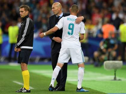Real Madrid, Zidane vince la Champions League