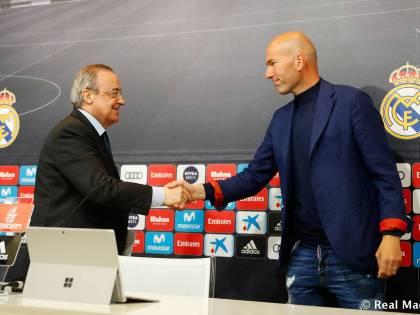 """""""Dietro il divorzio dal Real Madrid c'è il figlio di Zidane"""""""