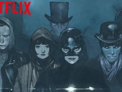 The Magic Order, il primo fumetto di Netflix