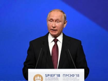 Putin: il Turkish Stream arriverà fino alla Bulgaria
