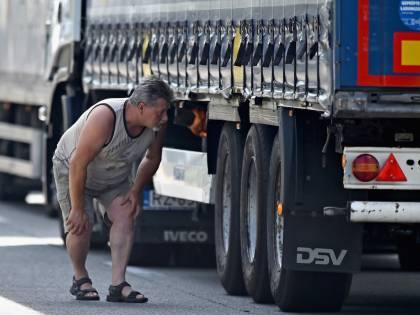 La concorrenza sleale dell'Est uccide l'autotrasporto europeo