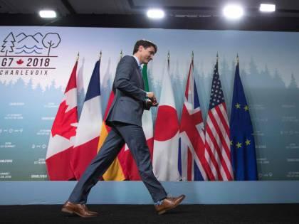 Trudeau licenzia diplomatico schieratosi a difesa di manager Huawei