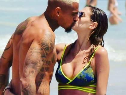 Melissa Satta e la sua sexy-estate a Ibiza