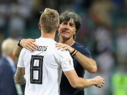 """Mondiali 2018, Kroos punge: """"Germania fuori? Vi sarebbe piaciuto"""""""