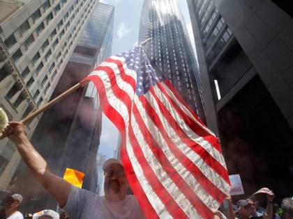 Quella centenaria diventata americana proprio il giorno delle elezioni