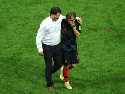 """Croazia, Dalic bussa alla porta: """"Guadagno poco, sono il secondo allenatore del mondo"""""""