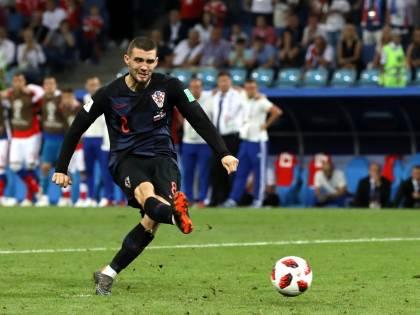 """Croazia, Kovacic dedica la medaglia all'amico scomparso: """"Rip Dino"""""""
