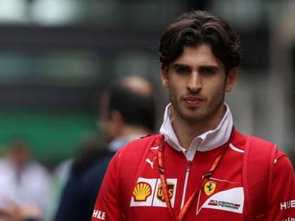 Formula 1, Giovinazzi torna nelle prove libere n.1 del GP di Germania