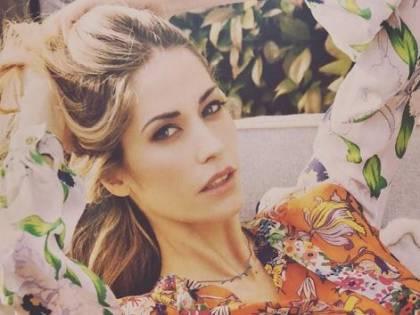 Elena Santarelli sarà opinionista su Rai 1 con Liorni
