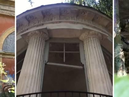 Villa Ada, l'ex tenuta dei Savoia è diventata una baraccopoli