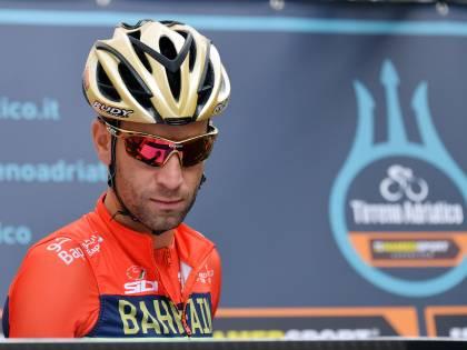 """Nibali preoccupato: """"Soffro come un cane, non so se tornerò più al 100%"""""""