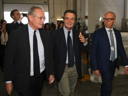 """Fontana: """"Sosteniamo Malpensa, è un grande motore di crescita"""""""