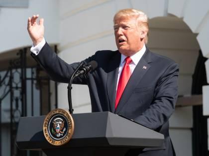 Donald Trump vuole ricandidarsi per le elezioni del 2020
