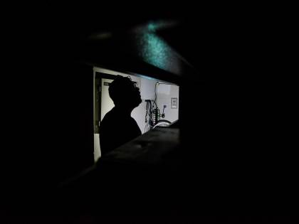 Maxi black out a Caracas, l'80% della città resta al buio