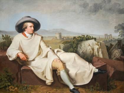 Goethe, viaggio in Italia alla ricerca del Bello (senza saperlo sempre cogliere, però)