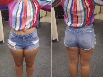 """Ragazza di 19 anni viene cacciata dal centro commerciale: """"Hai i pantaloni troppo corti"""""""