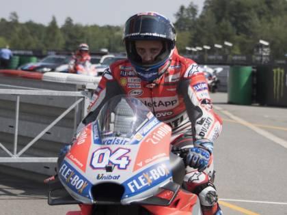 Motogp, Brno: doppietta Ducati. Vince Dovizioso davanti a Lorenzo e Marquez