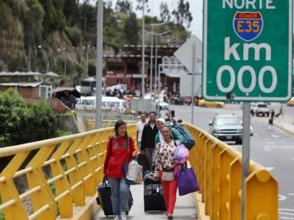 L'Ecuador dichiara l'emergenza per l'afflusso dei migranti venezuelani