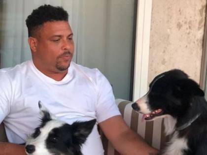 Ibiza, Ronaldo ricoverato Colpito da una polmonite