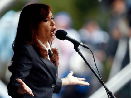 Argentina, Senato revoca alla Kirchner immunità dalle perquisizioni