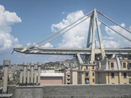 """Ponte Morandi, via all'installazione dei sensori. """"Ma servirà tempo"""""""