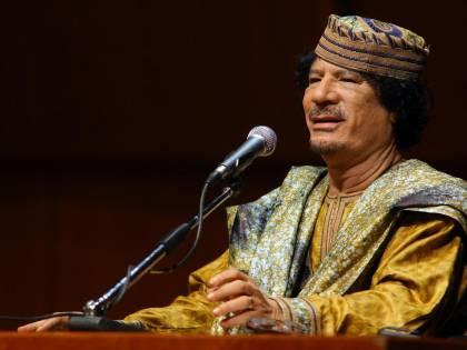 """""""Forse domani ci sarà un'influenza"""" Quelle parole di Gheddafi sui virus"""