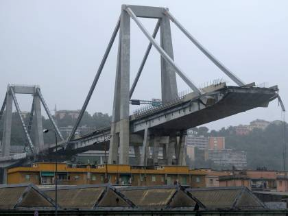 """Ponte Morandi, i tecnici: """"Controlli più formali che sostanziali"""""""