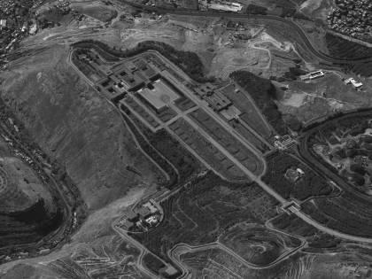 Israele, pubblicate foto satellitari del palazzo di Assad
