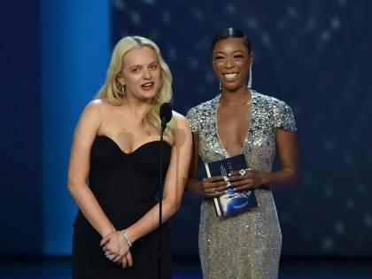 Emmy Awards 2018, le star sul red carpet