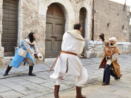 Gubbio rispolvera il medioevo. Un salto indietro nel tempo