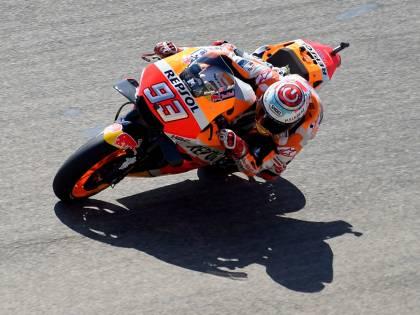 Motogp, Aragon: Marquez al cardiopalma su Dovizioso. Terzo Iannone