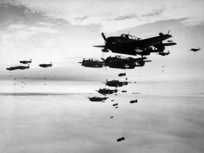 Studio rivela gli effetti atmosferici della seconda guerra mondiale